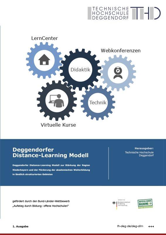 THD - Deggendorfer Distance-Learning Modell