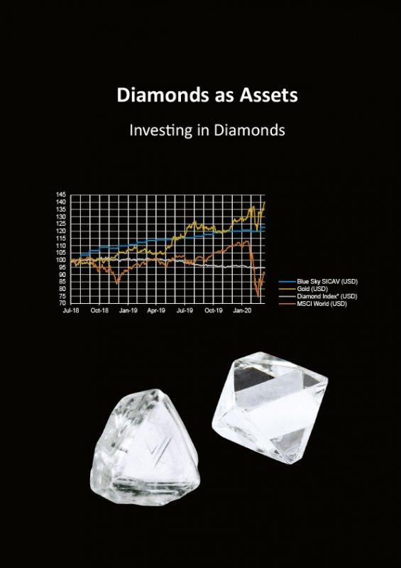 Bonke Michael - Diamonds as Assets