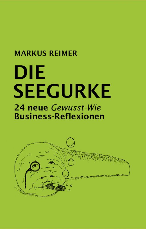 Reimer Markus - Die Seegurke
