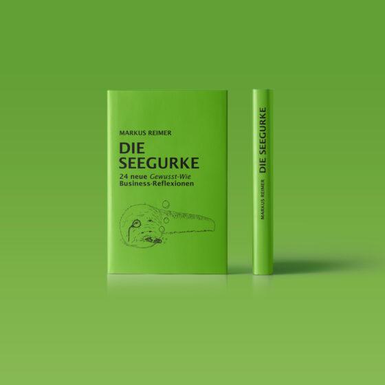 Verlag Druckerei Ebner Buch Seegurke