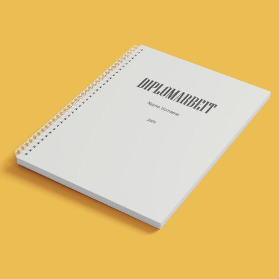 Verlag Druckerei Ebner Abschlussarbeit