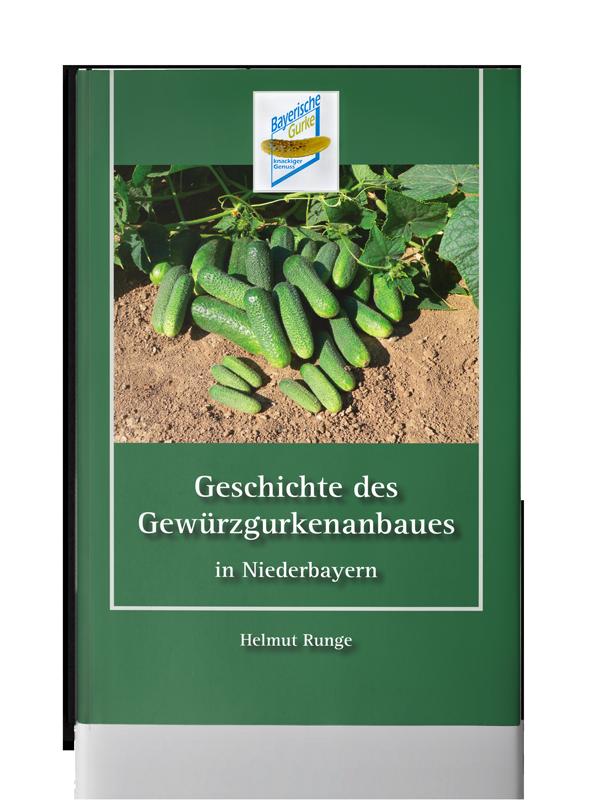 Verlag Druckerei Ebner Buch Shop Geschichte des Gewürzgurkenanbaues