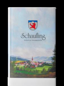 Verlag Druckerei Ebner Buch Shop Schaufling - Ein Buch zur Heimatgeschichte